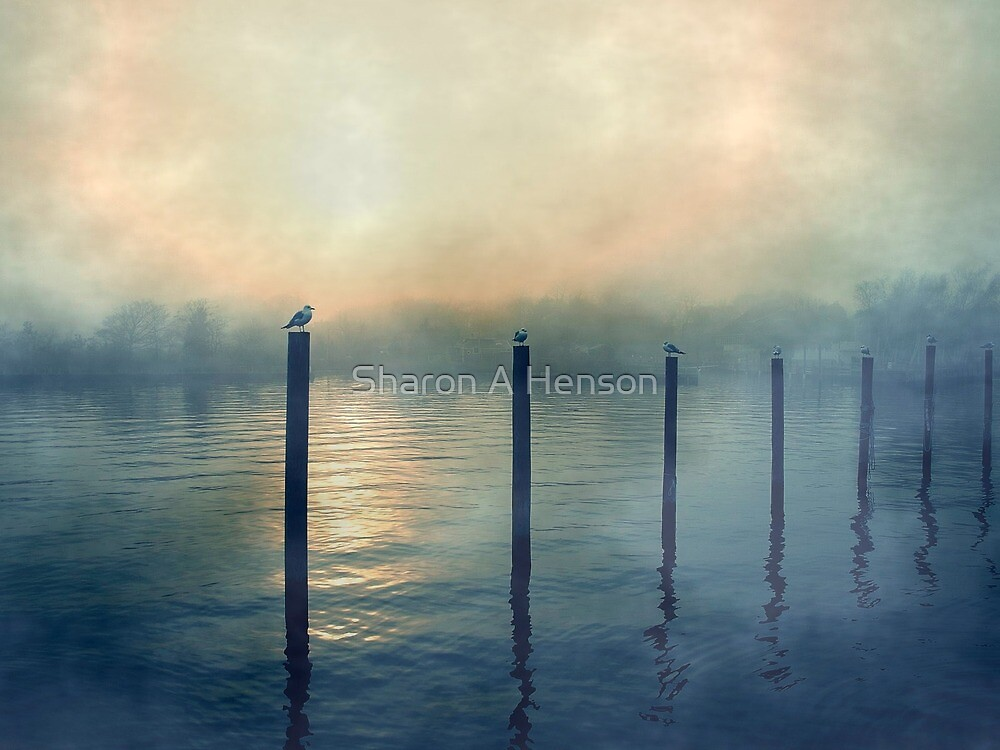 One Foggy Afternoon by Sharon A. Henson
