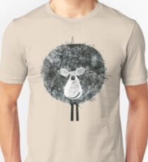 Sheepish Tee (large version) Unisex T-Shirt