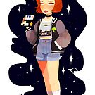 Super 90's Scully unlocked by aninhat-t