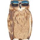 Shady Owl by Tabita Harvey