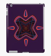 Neon Particle iPad Case/Skin