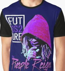 Future The Purple Reign Tour 2016 Graphic T-Shirt