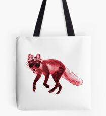 Swaggy The Fox Tote Bag