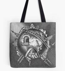 The Earth Tote Bag