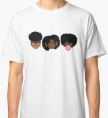 3 Wise Naturalistas Classic T-Shirt