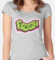 Fresh Women's Fitted Scoop T-Shirt