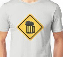 beer sign Unisex T-Shirt