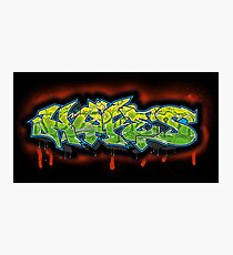 Graff Hype Photographic Print