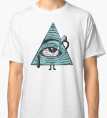 Illuminati Are Baked Classic T-Shirt
