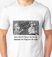 Genius Cow T-Shirt