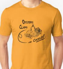 Game of Thrones - Oysters, clams, and cockles T-Shirt