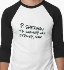 Nemo - P. Sherman Baseballshirt für Männer