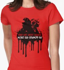 Clexa Meet Again Women's Fitted T-Shirt