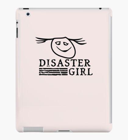 Disaster Girl VRS2 iPad Case/Skin