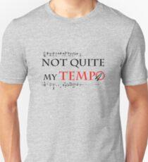 Whiplash - Not quite my tempo T-Shirt