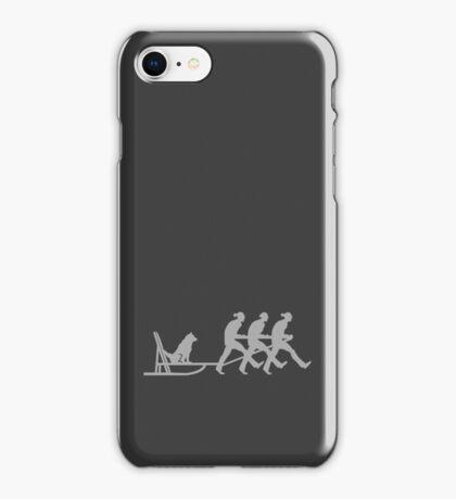 Dog Sledging VRS2 iPhone Case/Skin