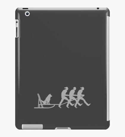 Dog Sledging VRS2 iPad Case/Skin