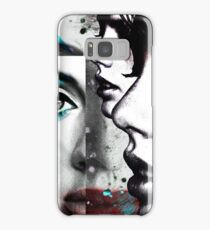 face mash up #4 Samsung Galaxy Case/Skin