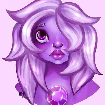 Steven Universe Amethyst by FayeP