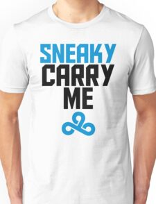 Sneaky Carry me C9 Unisex T-Shirt