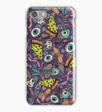 Weird Objects and Pizza iPhone Case/Skin