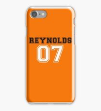 Allison Reynold's Jersey iPhone Case/Skin