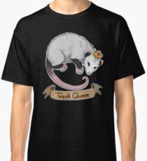 Trash Queen Opossum Possum Classic T-Shirt