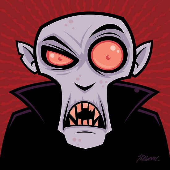 Count Dracula by fizzgig