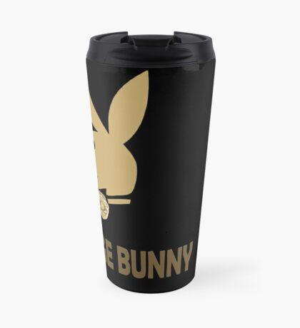 Badge Bunny Travel Mug