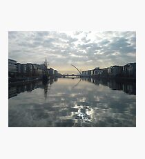 September 2014, Dublin Photographic Print