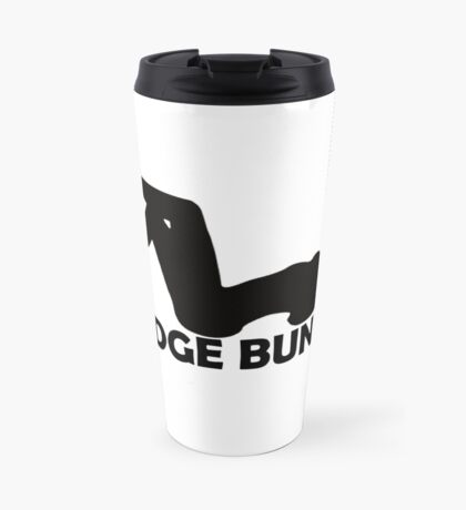 Badge Bunny 2 Travel Mug