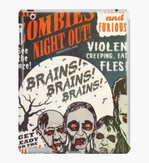 The Zombies Night Out! iPad Case/Skin