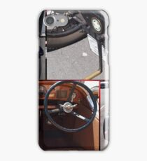 Austin 7 full  windscreen  iPhone Case/Skin