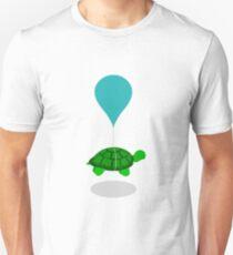 Floating Turtle Unisex T-Shirt