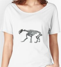 saber toothed cat Women's Relaxed Fit T-Shirt