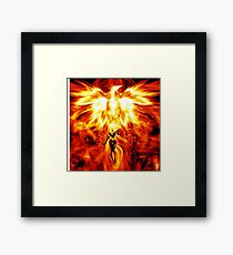 Jean the mighty Phoenix  Framed Print