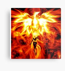 Jean the mighty Phoenix  Metal Print