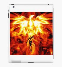 Jean the mighty Phoenix  iPad Case/Skin