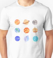 planets Unisex T-Shirt