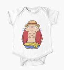 Toto Luffy One Piece - Short Sleeve