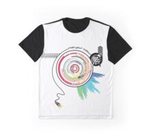 Pendulum Vinyl Music Mashup Graphic T-Shirt