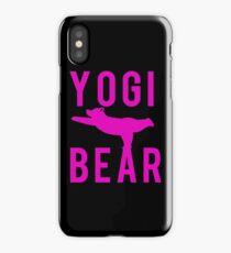 Yogi Bear iPhone Case/Skin