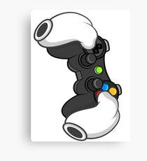Good Gloves • Video Games Canvas Print