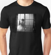 Salems Lot Floaty Window Creepy Kid. Unisex T-Shirt