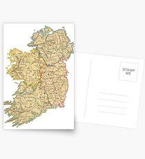 Vintage Ireland Postcards