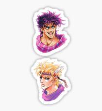 Joseph & Caesar stickers Sticker