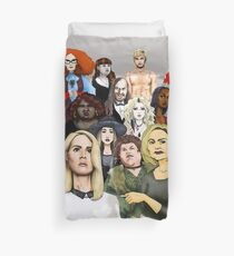Witches Of Coven Duvet Cover