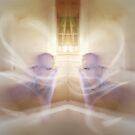 A Ghostly Encounter by CarolM