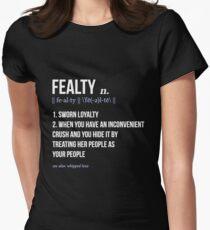 fealty clexa definition  T-Shirt