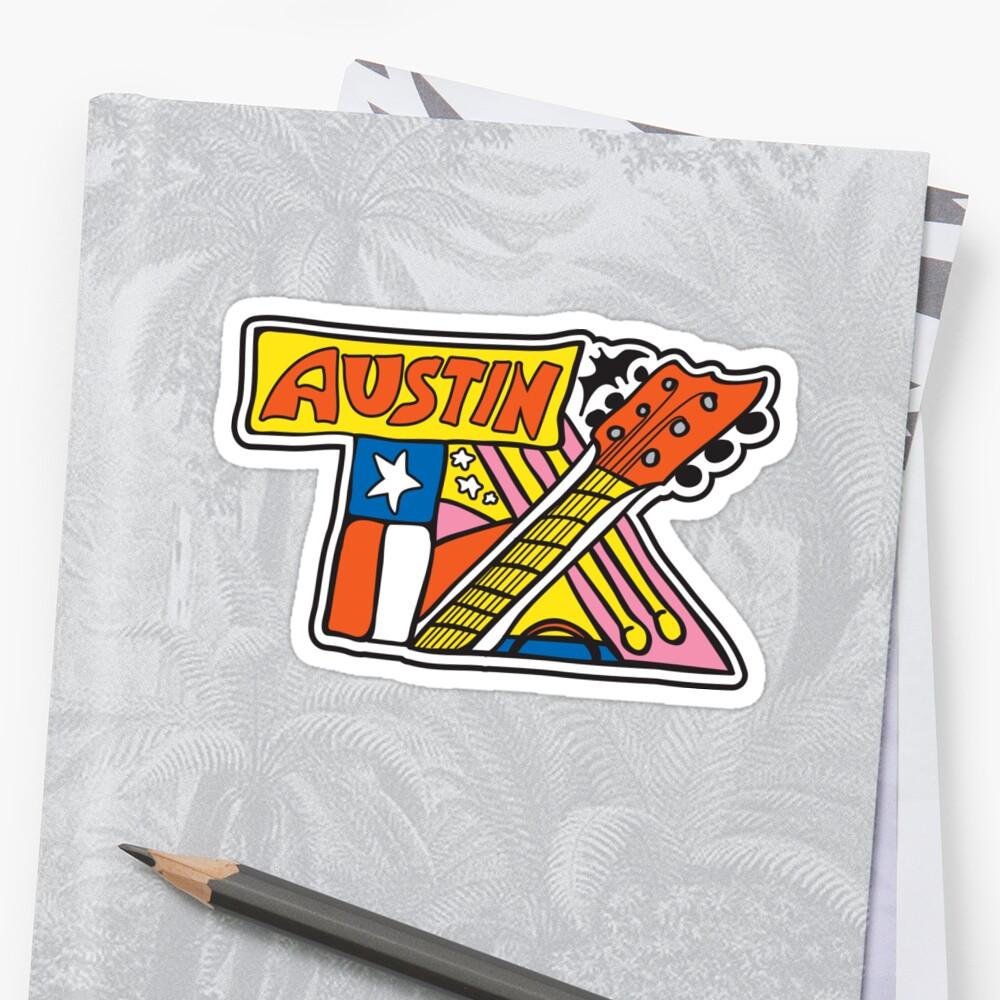 Austin TX by bortwein